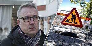 Samhällsbyggnadschef Jan Lundberg konstaterar att det är mycket svårt att få tag på en ny gatuchef.