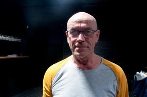 Thomas Hedengran är ny i ensemblen för i år och ser fram emot att få spela revy.