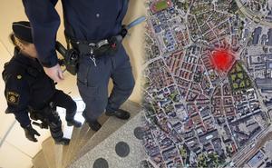 Arkivbild: Fredrik Sandberg/TT, Google maps (bilden är ett montage)