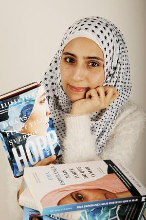 Doaa Al Zamel. Foto: Sara Adelhult.