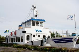 Räkbåten Tor har sålts till Västeråsrederiet Mälarstaden.