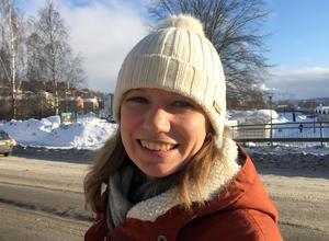 Pernilla Tornemark, 32 år, mammaledig, Sundsvall