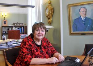 AnnSofie Andersson får hård kritik av den borgerliga oppositionen.
