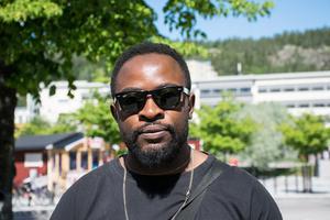 Sylvester Edosa, 40 år.
