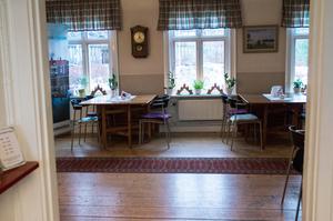 Förra året hade Ria-stugan i Falun mer än fyratusen besök.
