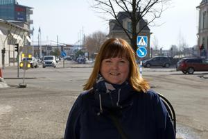 Catarina Olsson, 47, Sundsvall, kommunikatör: