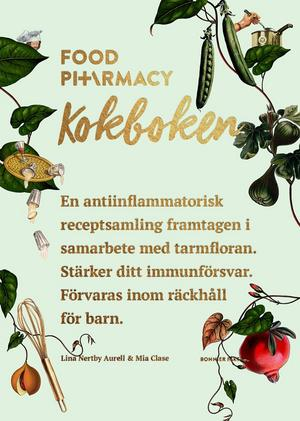Kokboken Food Pharmacy är en av årets storsäljare.