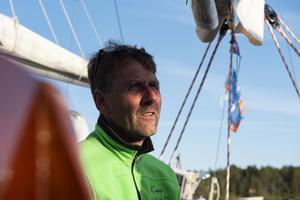 Henrik Widstrand har seglat sedan han var sex år.