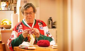 Mait Lindh tror på gud, kärlek och Mora IK.
