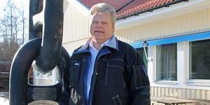 Ramnäs bruks tidigare vd Magnus Westher är vd för bolaget Ramnäs bruk Holding AB som nu går in och köper företaget. (arkivbild)
