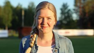 Johanna Grip gjorde högskoleprovet bäst av alla som skrev i Sveg.