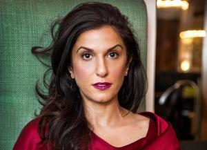 Dorit Rabinyan är i Sverige för att tala om sin roman