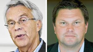 Moderata ungdomförbund i Örebro uppmanar Lennart Bondeson (KD) och Per-Åke Sörman (C) att slå vakt om den borgerliga politiken i Örebro.
