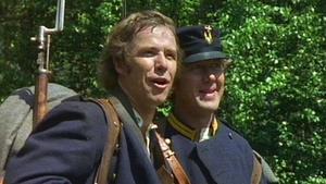 Sven Wolter som soldaten Gustav Rask i Per Sjöstrands tv-serie