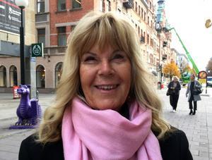 Anita Lindblom, 77 år, pensionär, Sundsvall