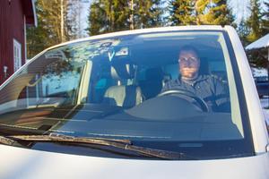 Emil Ekenberg vill helst av allt att bilfirman går med på att häva köpet så att de kan glömma den här bilen.