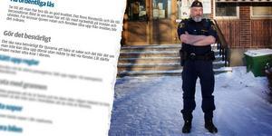 Vid jul är det många som lämnar hemmet för att fira på annan plats. Då kan det hända att tjuvarna passar på att göra inbrott. Polisen i Fagersta har därför listat sina bästa tips om hur du skyddar ditt hem.