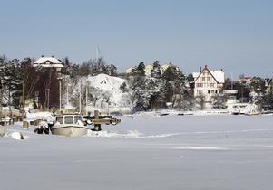 Fagerviken vid NSS, 22 februari 2010.