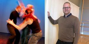 Mattias Johansson, lektor vid Örebro universitet forskar om frigörande dans och dess effekter för välbefinnande.