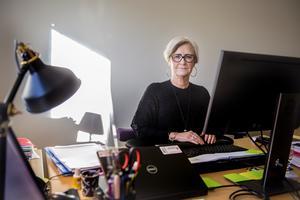 Anita Bdioui (S), sitter som styrelseordförande i kommunala Sundsvalls Logistikpark AB.