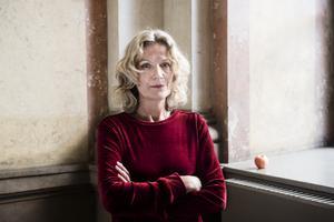 Åsa Wikforss, professor i teoretisk filosofi vid Stockholms universitet, väljs in i Svenska Akademien. Foto: Malin Hoelstad/SvD/TT/Arkivbild.