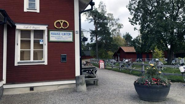 Strömsholms Marketenteri,