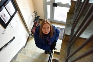 Anna Calderon är leg. psykolog och leg. psykoterapeut på BUP i Mora. Hon har skrivit under ett brev som gått till socialminister Annika Strandhäll.