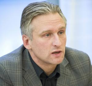 Jörgen Edsvik (S), kommunalråd i opposition.