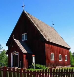 Evertsbergs kapell. Foto: Jörg Zipperer