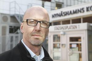 Kenneth Kollberg, säkerhetschef vid Nynäshamns kommun. Arkivfoto.
