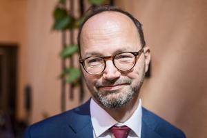Infrastrukturministern Tomas Eneroth (S).Foto: Adam Wrafter/TT