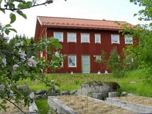 Allsta Gård - Kretsloppshuset med café.