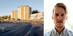 Amasten planerar att starta bygget av 140 hyresrätter i Bosvedjan i sommar.