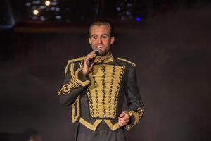 Brazil Jacks direktör Trolle Rhodin berättar att cirkusen nu satsar på en modernare profil.