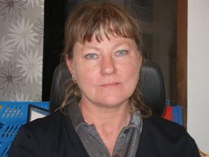hotad. Marianne Wennberg, djurskyddsinspektör i Östhammar.