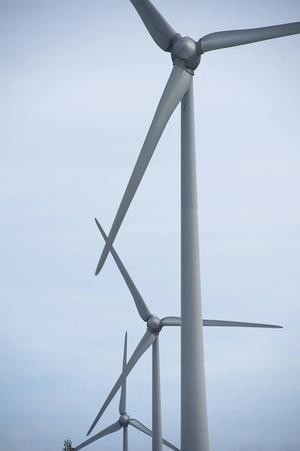 Låt vindkraften, tills vidare, frälsa vår jord från kärnkraftens härdsmältor och dödliga strålning, skriver Sören Molander.