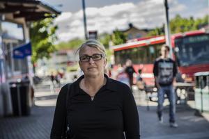 Mia Logård jobbar med ungdomsbrottslighet i Norrtälje.