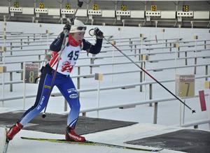 Linn Larsson, Hede SK, tar plats i juniorlandslaget kommande säsong.