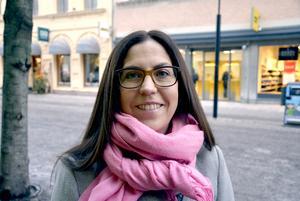 Marika Malmgren, 40, tjänsteutvecklare, Kovland: