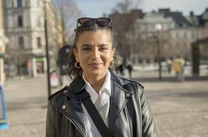 Dania Hasan, 22 år, student, Sundsvall