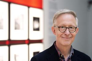 Per Hedström, utställningschef på Nationalmuseum. Foto:  Henrik Montgomery / TT
