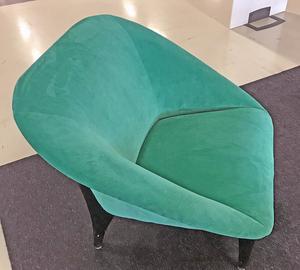 Lido. 1960 designade Arne Norell fåtöljen Lido för Westbergs Möbler i Tranås.