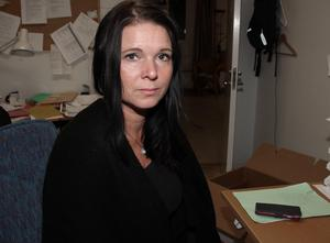 Facket, Kommunal, har snart två ombud på Norshöjden.– Vi håller på att bygga upp något nytt nu, säger Petra Kinnari, sektionsordförande i Falun om arbetsmiljöarbetet.