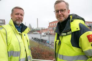 Nynäshamns oppositionsråd Patrik Isestad (S) var nöjd med att ha inrikesministern på besök. Det ger möjligheter att diskutera trygghets- och säkerhetsfrågor ur ett lokalt perspektiv, sade han.
