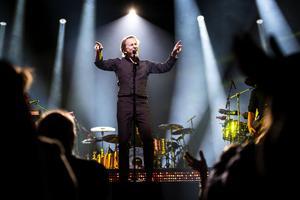 Tomas Ledin gästade Örnsköldsvik och Fjällräven Center med turnén Skarpt läge: deluxe.