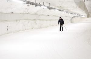 Turerna kring skidtunneln i Gällö har varit många genom åren. Idag ägs bolaget Midsweden 365 till stora delar av Bräcke kommun och tunneln har gått med förlust under sina första år.