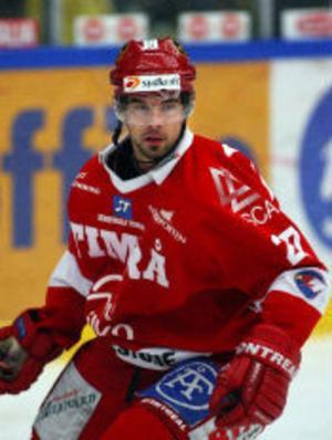 Magnus Nilsson skadad igår.