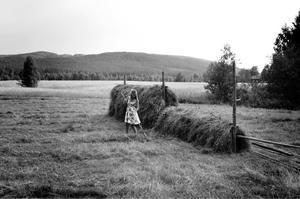 Höhässjning i Färsån.  Foto: Erik Amren