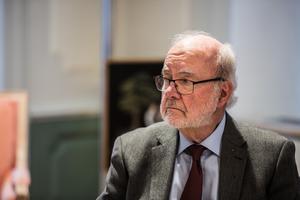 Leif Bergh, kommunrevisionens ordförande.