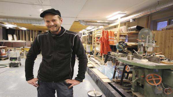 Vd:n Andreas Magnusson menar att det är svårt att få tiden att räcka till när företaget växer starkt.